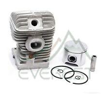 Cylinder Head Piston Kit Stihl MS210 021 40mm Piston Pin Rings Circlips
