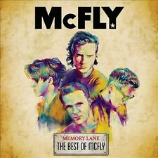 Memory Lane: The Best of McFly by McFly (CD, Nov-2012, 2 Discs, Island (Label))
