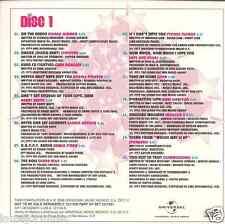 RARE 70's 80's CD Pure Disco BARRY WHITE gloria gaynor DIANA ROSS silvester CHER