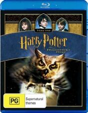 Harry Potter and the Philosopher's Stone (Blu-ray, 2009)