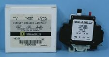 * Square D Circuit Breaker Assy 9080 GCB-10 GCB10 250 VAC 65 VDC 1A NEW Boxed *