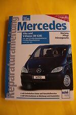 Mercedes Vito V-Klasse W638 2000-2003  Reparaturanleitung Handbuch