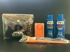 Vintage 1982 Star Wars * Luke Skywalker Belt Kit * Soap & Shampoo * New & Unused