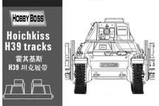 """Hobby Boss 81003 1/35 """"Hotchkiss"""" H39 tank tracks"""