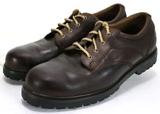 Sperry Men's $90 Oxford Leather Shoes Size 11.5 Brown