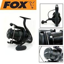 Fox FX9 Reel Rolle, Karpfenrolle, Stationärrolle für Karpfen, Angelrollle
