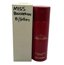 MISS BOUCHERON BODY LOTION BY BOUCHERON 200 ML/6.6 FL.OZ. (T)