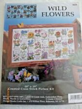 Design Works 9705 Gardening Counted Cross Stitch 10 X 20 Kit