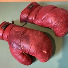 VINTAGE BOXING GLOVES Collectable Magda Championship!!