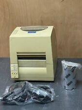 Citizen CLP-621 Barcode Label Printer + New thermal transfer Ribbon