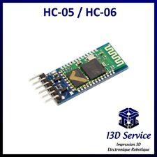 HC-05 HC-06 - Module bluetooth émetteur récepteur ou module de base HC05 / HC06