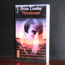 Brian Lumley - Nécroscope / Pocket Terreur