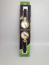 GENUINE INNOVATIONS SECOND WIND ALUMINUM COMBO CO2 & HAND MINI BICYCLE PUMP NEW