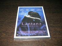 Lantana DVD Anthony Lapaglia Gedffrey Rush Babara Hershey Sigillata Nuovo