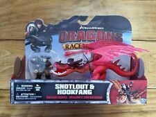 How to Train Your Dragon Rider Dreamworks Race to the Edge New Snotlout Hookfang