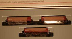 Märklin Z:  82436 Seitenkippwagen  Set      Neu + OVP