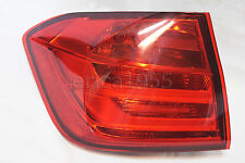 W/Bulb Outer Taillight Tail Light Lamp Driver Side for 2013 320i 325i 328i 335i
