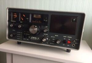 Yaesu Musen frg - 7  ..... Communication receiver