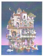 SUPERSTITIONS Counted Cross Stitch CHART Heaven and Earth Designs HAED New