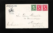 Harrelson Crump Mfg Confectioners Fancy Grocers Richmond VA 1896 Cover z88