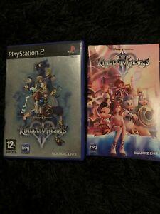 Kingdom Hearts 2 Playstation 2 Complet PAL FR Premiere edition