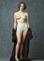 """Photographie,  """"Le manteau"""", 2002       /     13 x 18"""