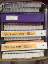 BJU PRESS Homeschool Curriculum 3rd Grade Textbooks Teachers Edition Answers