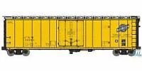 WALTHERS MAINLINE HO SCALE 1/87 PCF 50' INSULATED BOXCAR CNW #32943   910-2808