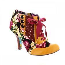 Women's Party Textile Boots