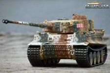 RC tanques 2.4 GHz bb 360 ° tiger 1 Russia Spring 1943 Taigen metal Edition 1:16