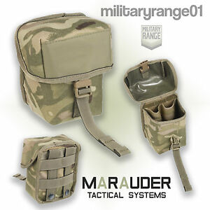 Marauder MTP Osprey Medical Pouch - MOLLE - British Army Multicam - UK Made