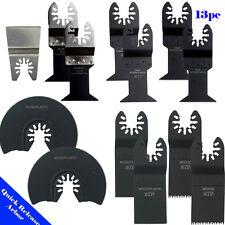 13 Saw Blade Oscillating Multi Tool Fein Bosch Dewalt Porter Cable Dremel Ridgid
