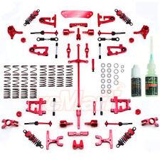 Yeah Racing Aluminum Conversion Kit Ultimate Ver Red Tamiya TT-01 #CK-TT01/EV2RD