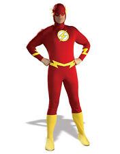 "Flash Homme Costume, Medium, poitrine 38 - 40"", Taille 30 - 34"", entrejambe 33"""