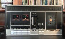 Tandberg TCD-300 - vintage cassette recorder