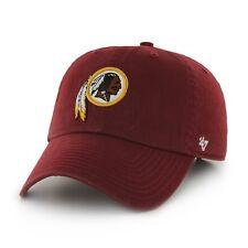 online retailer 43028 68db6 Washington Redskins 47 Brand Sports Fan Cap, Hats for sale   eBay