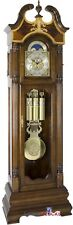 Hermle Castleton Grandfather Clock in Cherry 33% Off Msrp 010800-N91161