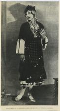 Miss Europa 1930 Vintage silver print Tirage argentique  18x24  Circa 1930