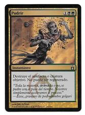 PUDRIR FOIL Ravnica Español Magic NM  Putrefy x1 MTG