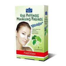 PUREDERM - EYE PUFFINESS MINIMIZING PATCHES (GINKGO EXTRACT)