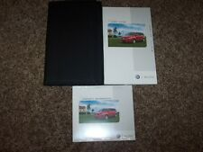 2012 Volkswagen VW Routan Owner Owner's User Guide Manual RARE S SE SEL 3.6L V6