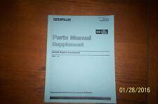 Caterpillar Parts Manual Supplement 303CR Engine Supplement