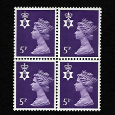 Opc 1971 Gb Northern Ireland Block Sc#Nimh5 Mnh 34779