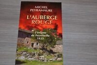 L'auberge rouge /  Michel Peyramaure / Ref C40