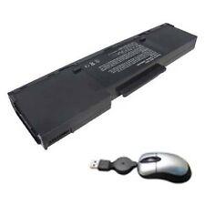 Amsahr 58 A1 (h) -10 12 Cell 6600 mAh Batteria di ricambio per Acer (o8p)