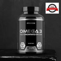 OMEGA 3 XCORE OMEGA 1000 mg OLIO DI PESCE + VITAMINA E 120 PERLE