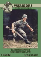Warriors 1:35 Panzer Grenadier Grossdeutschland Resin Figure Kit #35032