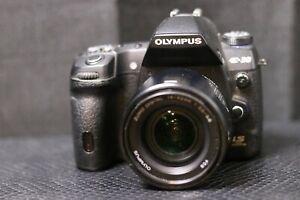 olympus e-30 with 14-42mm lens only