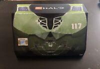 "SDCC 2020 Mattel ""Halo Master Chief Collection"" Micro Figure Set Mega Construx"