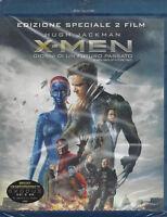 2 Blu-ray Box **X-MEN ♦ GIORNI DI UN FUTURO PASSATO + L'INIZIO** nuovo 2011-14